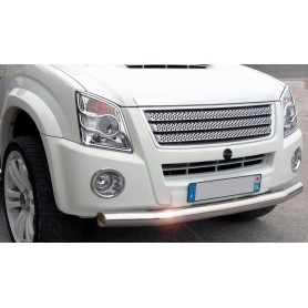 Bumper D Max - Stainless Protection Bar - (before 2012)