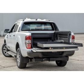 Benne Ranger Plateau - Sliding Charge Max 800 kg - (Double Cab)