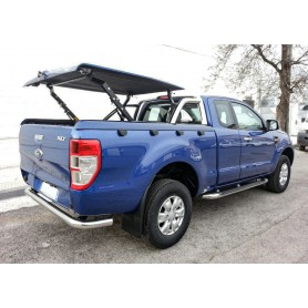 Couvre Benne Ranger - Multiposition + Roll Bar - (Super Cabine)