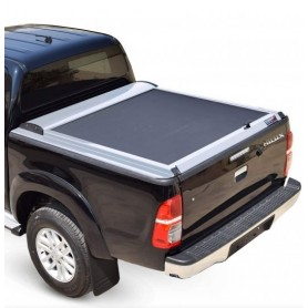 Cover Benne Hilux - Sliding Curtain - (Vigo from 2005 to 2015)