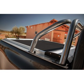 Roll Bar Hilux - Inox - (Revo from 2016)