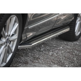 Ford Edge Foot Walk - Inox Dishes - (2015 to 2018)