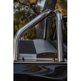 Roll Bar Navara - Stainless steel - (NP300 from 2016)