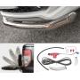 Pack Incontournable - Fiat Fullback - Inox