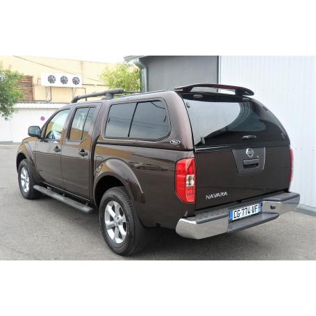 Hard-Top Navara - SJS Prestige Vitré - (D40 Double Cab Benne 160)