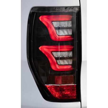 Feux Arrières LED Ranger - Lumière Rouge - (à partir de 2012)