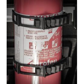 Quickfist Clamps - 2 Unités XL - Fixation jusqu'à 176Kg Diam 350-771mm