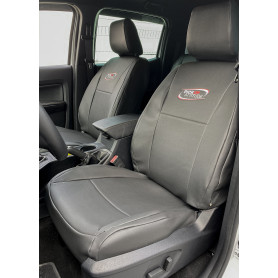 Ford Ranger Seat Cover - Leather-Likely - from 2012
