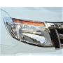 Enjoliveurs Ranger - Entourages Phares Chrome - (de 2012 à 2015)
