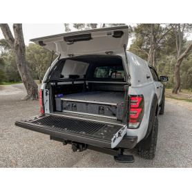 Benne Ranger Drawers - Sliding Trays - Double and Super Cab