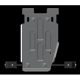 Blindage Boîte de Vitesse + Transfert Amarok - Alu 6mm