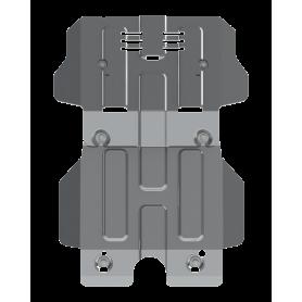 Blindage Moteur Hilux - Alu 6mm - (à partir de 2016)