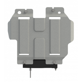 Blindage Moteur Navara - Alu 6mm - (à partir de 2016)