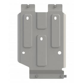 Armour Navara Transfer Box - Alu 6mm - (from 2016)