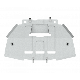 Navara Speed Box Armour - Alu 6mm - (from 2016)