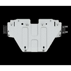 Blindage Radiateur Classe X - Alu 6mm - (à partir de 2016)