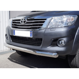 Hilux Bumper Bar - Stainless Protection Bar - (2007 to 2015)
