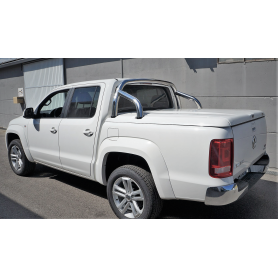 Cover Benne Amarok - Multiposition - Roll Bar Inox - (Double Cabin)