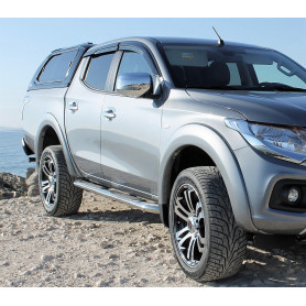 Walking Foot L200 - Tubulars Stainless - (Double Cabin from 2016)