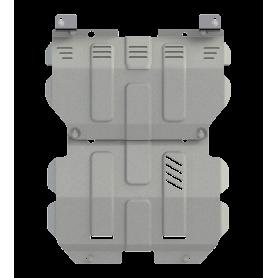 Blindage Moteur + Radiateur Fullback - Alu 6mm - (à partir de 2016)