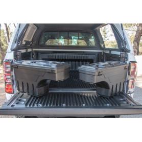 Boîtes à Outils Articulées Ford Ranger - Lot de 2 - (à partir de 2012)