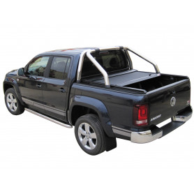 copy of Cover Benne Amarok - Sliding Curtain - (Ultimate Double Cabin)