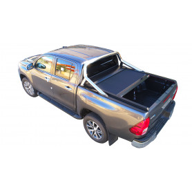 copy of Cover Benne Hilux - Sliding Curtain - (Invincible from 2012 to 2015)
