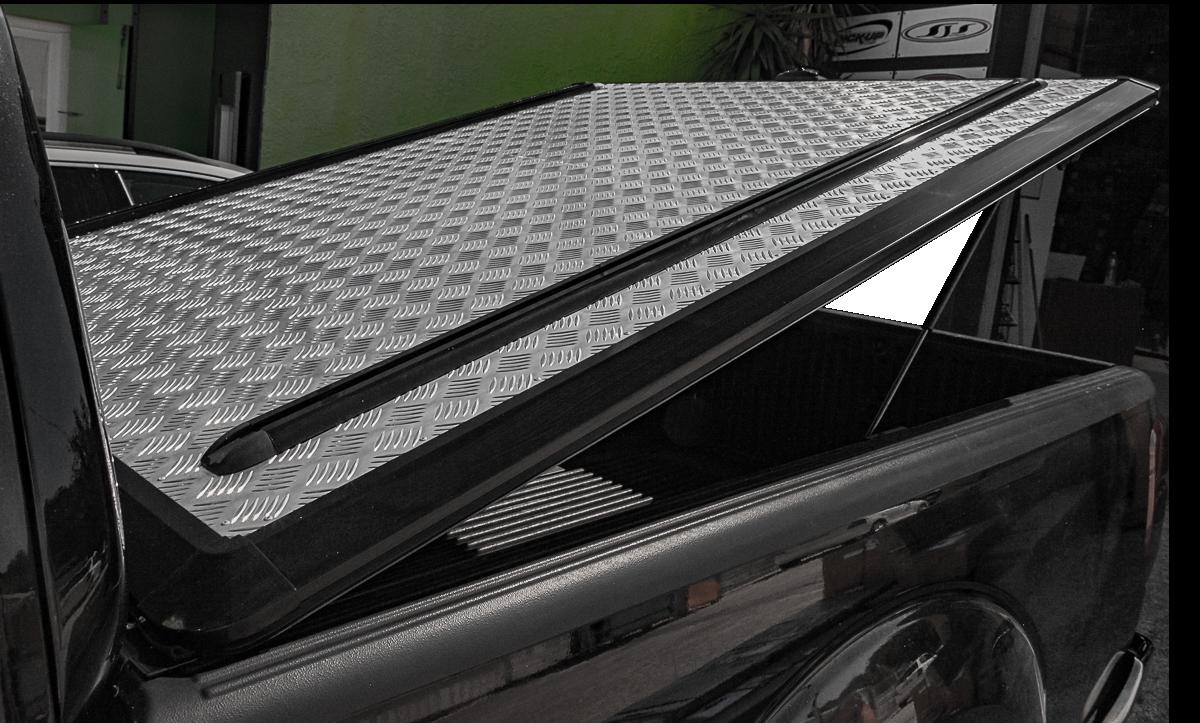 Couvre Benne D Max - Aluminium Outback - (RT 50 à partir de 2012)
