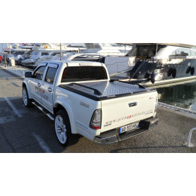 Cover Benne D Max - Aluminium Outback - (from 2012)