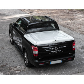 copy of Benne Actyon Sport Cover - Classic - Roll Bar Inox - (Double Cabin)