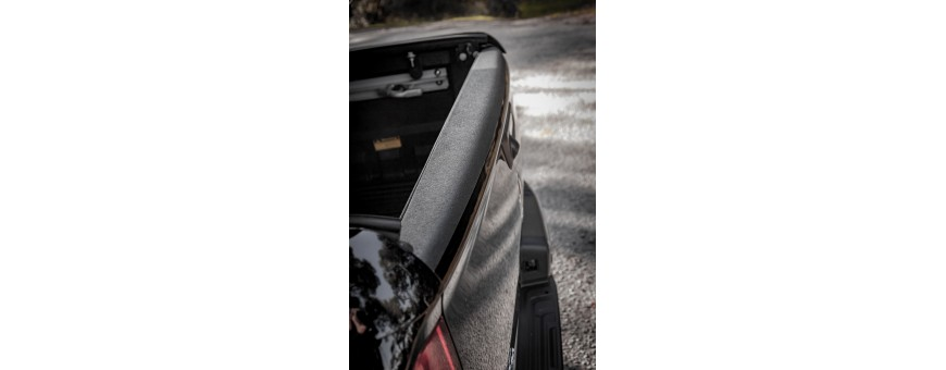 Mercedes X-Class Benne Edge Protections