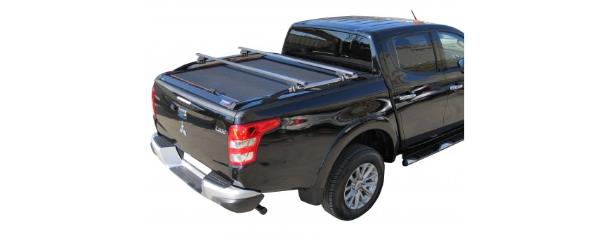 Ssangyong Actyon Handrails