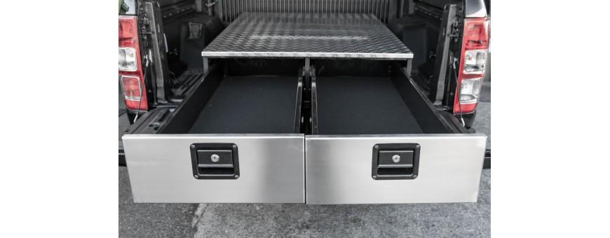 Mercedes X-Class Benne Box