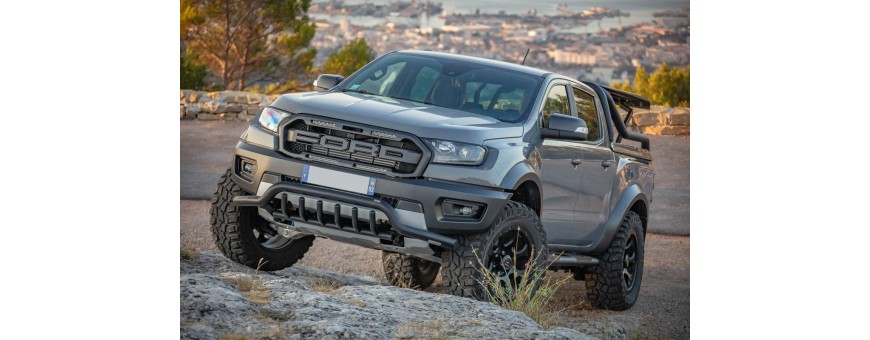 2019 Ford Ranger Raptor Pack