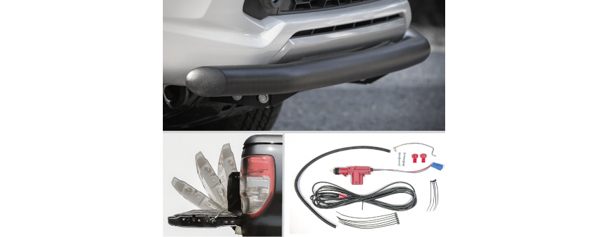 Hilux Must-Have Pack