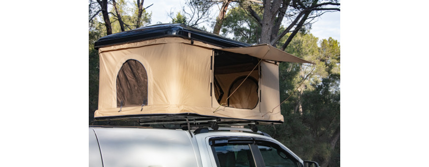 Pick-Up Roof Tent - 4x4