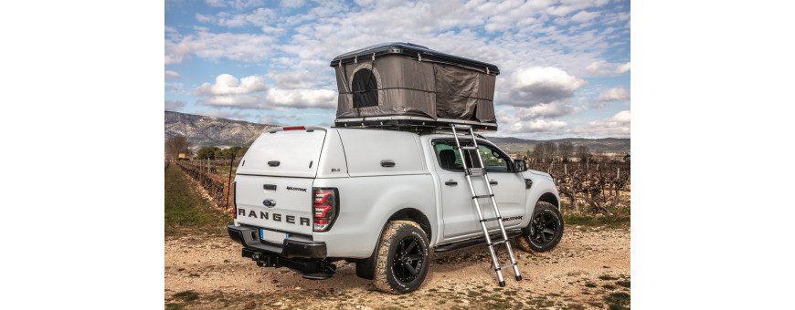 Tente de Toit Toyota Hilux