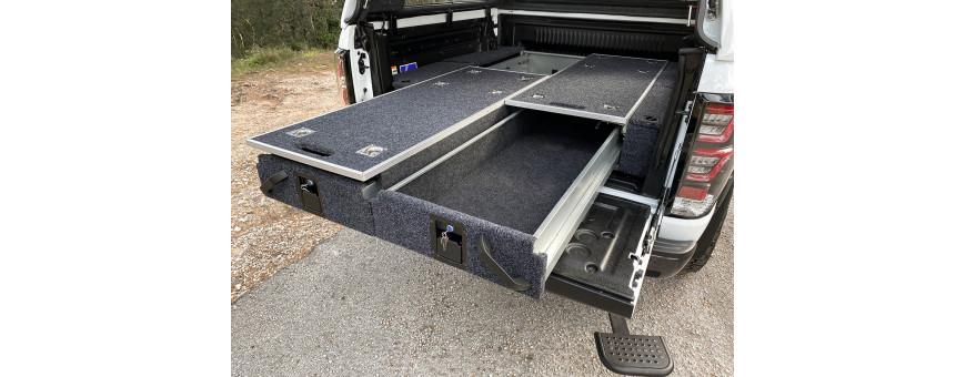 Ford Ranger Sliding Tool Box