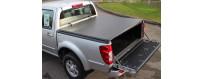 Benne Pick-Up Cover - Soft 4x4 Tarpaulin