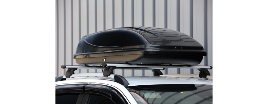 Roof trunk Toyota Hilux