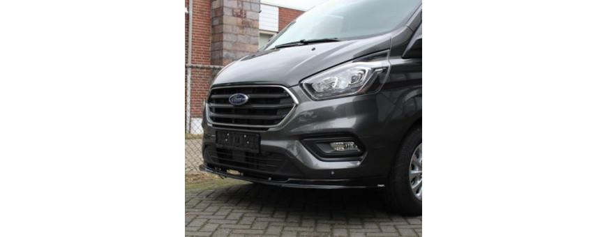 Spoiler Before Ford Custom