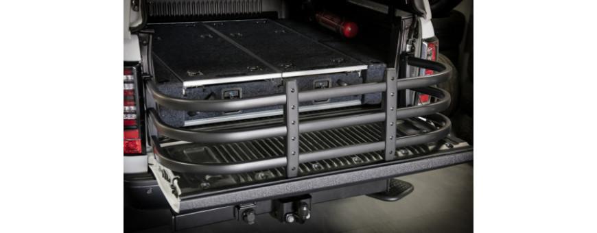 Extension de Benne Mazda BT 50