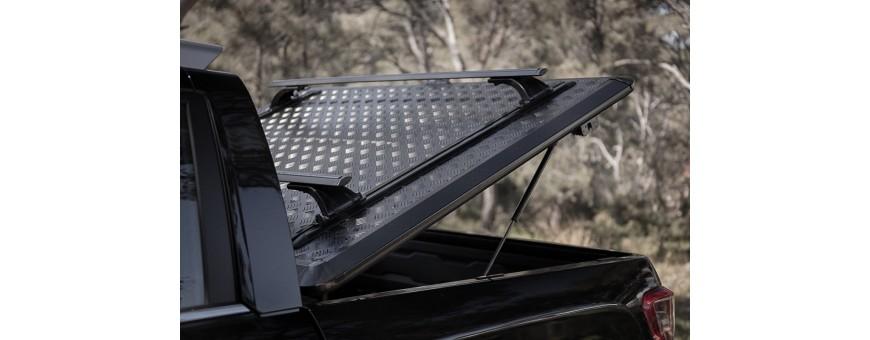 Couvre Benne Ford Ranger - Aluminium