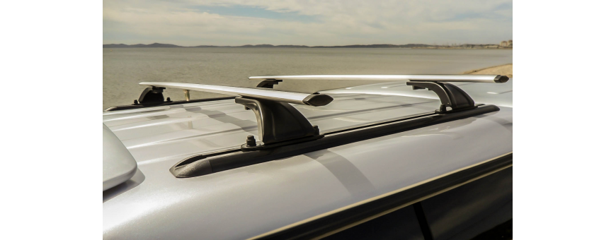 4x4 Roof Bars - Pick-Up Portage Bars