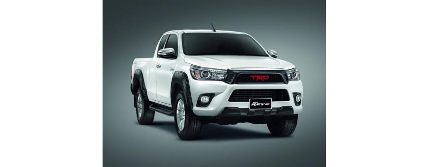 Calandre Toyota Hilux