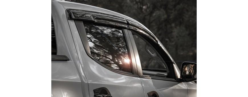 Mitsubishi L200 Wind Deflectors