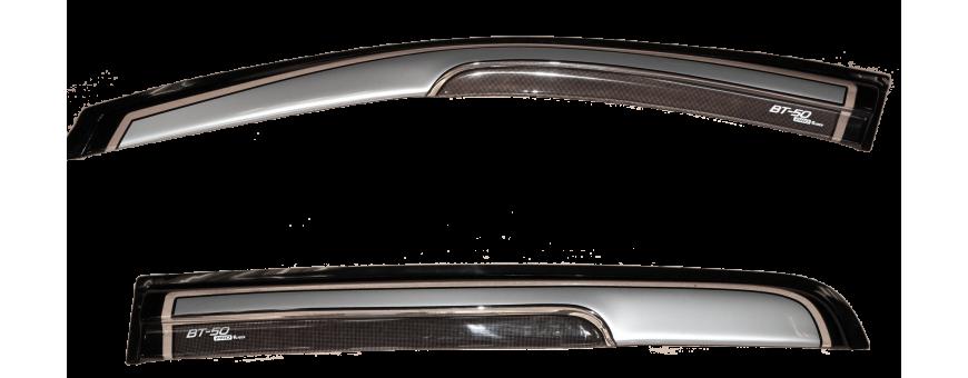 Mazda BT 50 deflectors