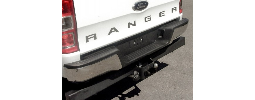 Ford Ranger Rear Bumper