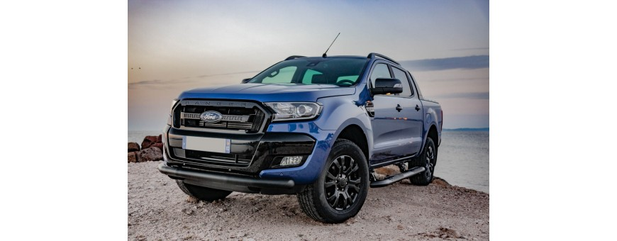 Ford Ranger Bumper Protection