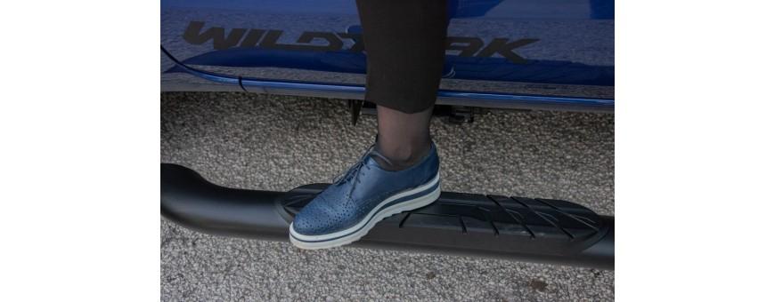 Ford Ranger Side Steps - Ford Ranger Electric Steps